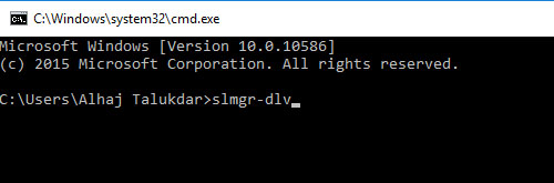 How to Check Windows 10 License 2