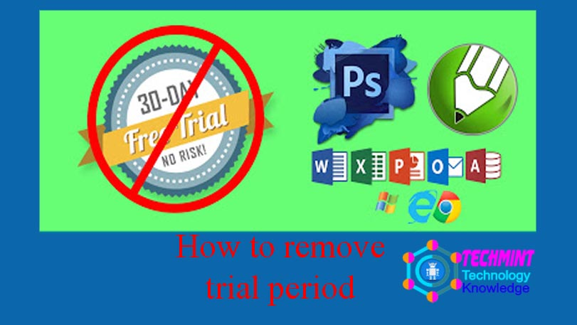 How to Remove Trial Period From Software [Easy Ways]