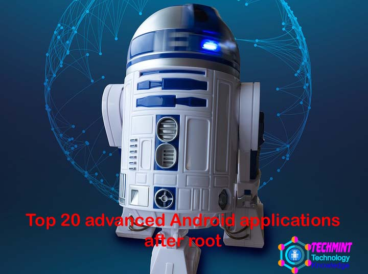 Top 20 advanced Android applications after root copy