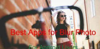 Best Apps for Blur Photo For Android Users TechMint