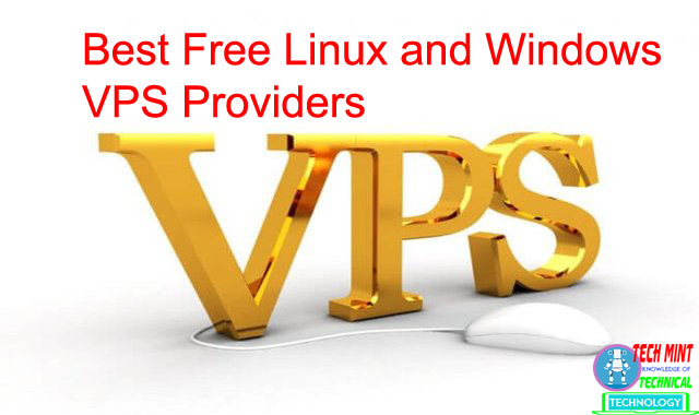 Best Free Linux and Windows VPS Providers