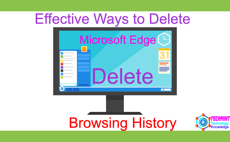 Effective Ways to Delete Browsing History on Microsoft Edge