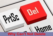 Delete Files or Folders