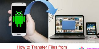 How to Transfer Files from Android to a Computer