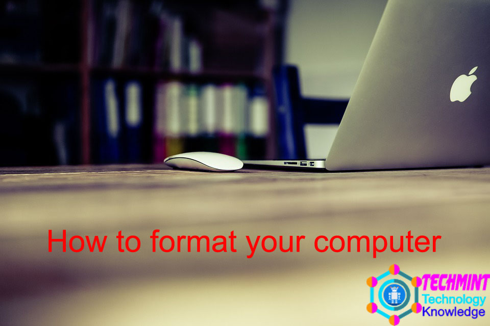 How to Format Your Computer Easily