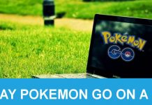 Play Pokemon Go On A PC