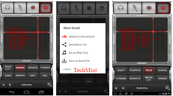 15 Best Voice Changer Applications for Android Smartphones