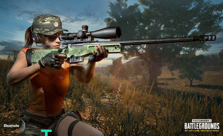 9. Sniper