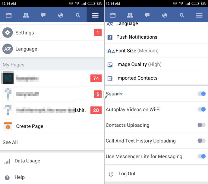Turn Off Disable Autoplay Videos on Facebook