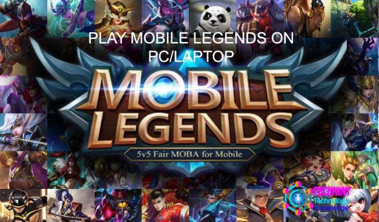 play Mobile Legends on a PC