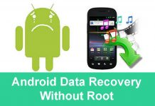 Android Data Recovery Without Root