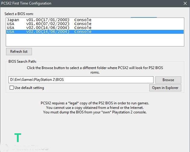 Pcsx2 Bios Reddit