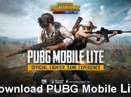 Download PUBG MOBILE LITE