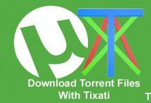 Download Torrent Files With Tixati