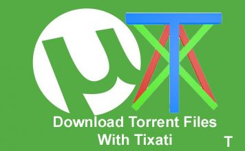 Download Torrent Files With Tixati