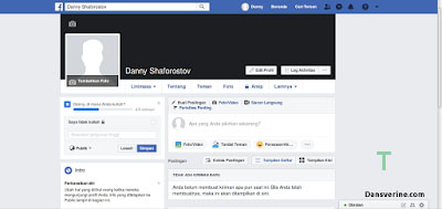Facebook account that was successfully registered
