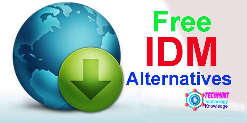 Free IDM Alternatives