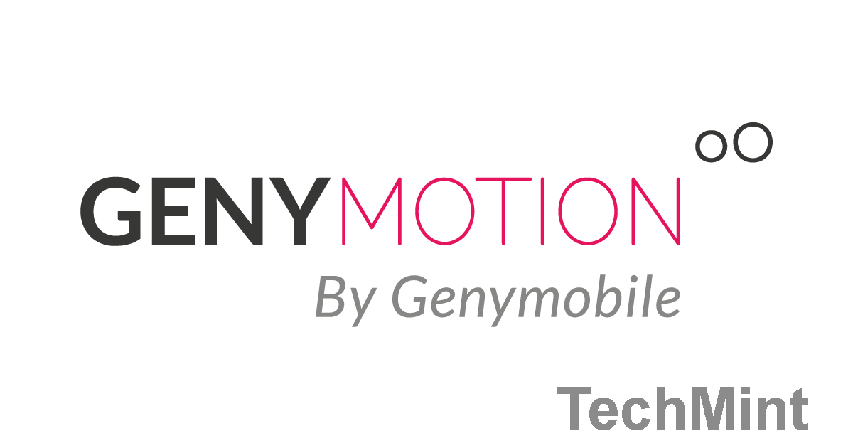 Genymotion Lightest Emulator