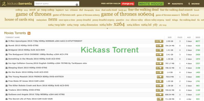 kickass torrents proxy 2019