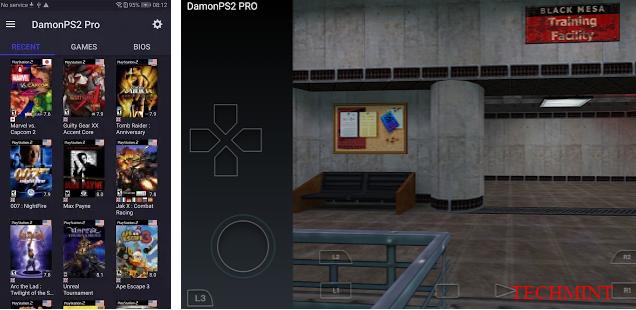 PS2 Emulator DamonPS2