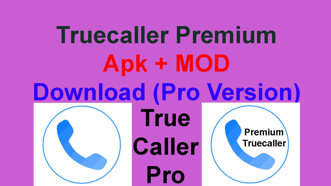Truecaller Premium Apk + MOD Download (Pro Version) - TechTanker