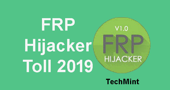 download frp hijacker tool 2019