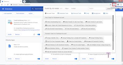 installing the Premium FB Social Toolkit