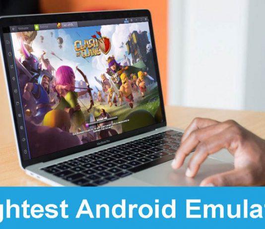 lighlest android emulator copy