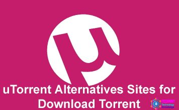 uTorrent Alternatives Sites for Download Torrent