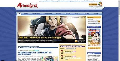 Animeland is alternative of 9Anime
