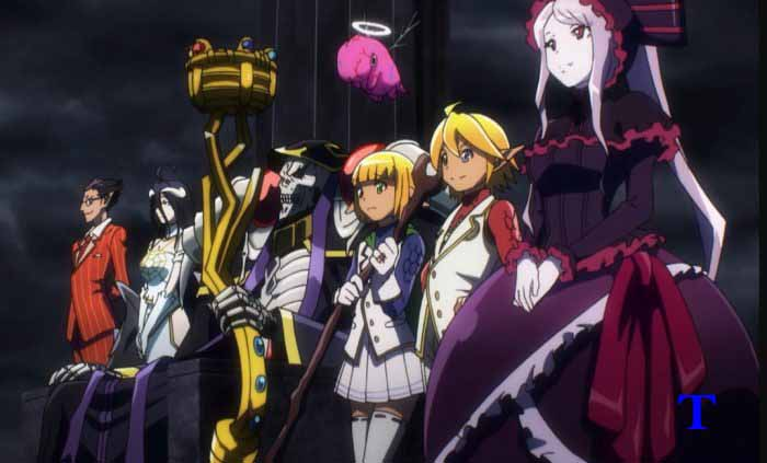 BEST SUMMER ANIME 2018 - OVERLORD III
