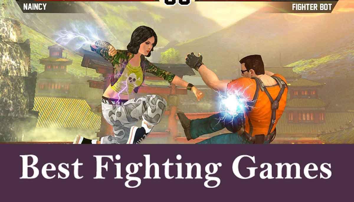 Best Fighting Games