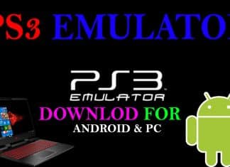 ps3 emulator for laptop download