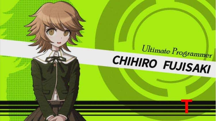 Chihiro Fujisaki - Danganronpa Kibou no Gakuen to Zetsubou no Koukousei