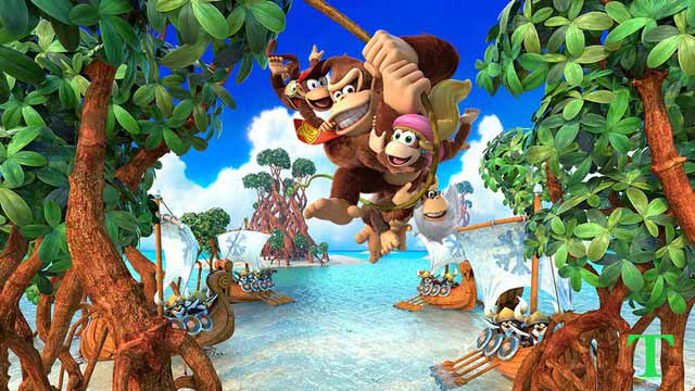 Donkey Kong Country Tropical Freeze Best switch games