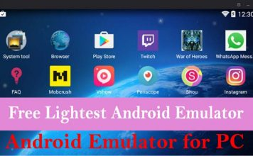 Free Lightest Android Emulator