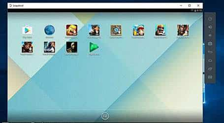 Leapdroid GenyMotion Alternatives