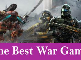 The Best War Games