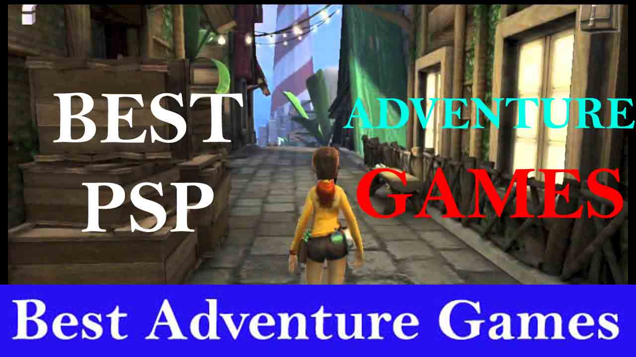 Best Adventure Games