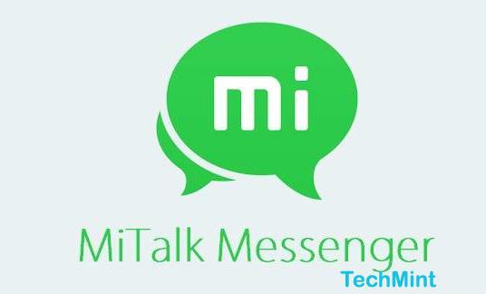 Can Enjoy the Mi Talk Feature