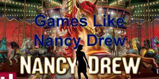Games Like Nancy Drew techmint