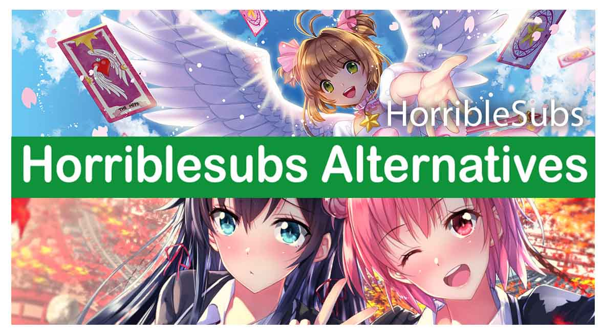 Horriblesubs