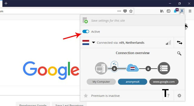 How to Eliminate Positive Internet in Mozilla Firefox 2