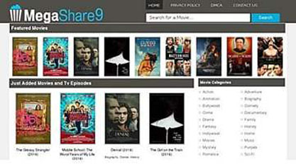 Megashare9 Gomovies.to Alternatives