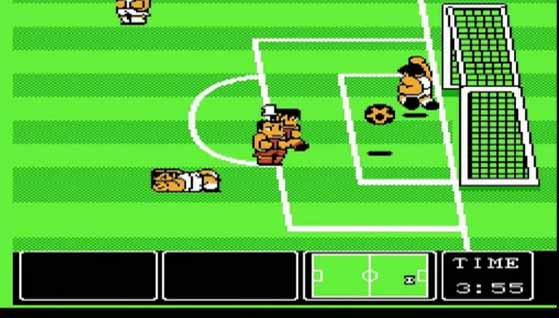 Nintendo World Cup (Best NES Games)