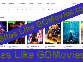 Sites Like GOMovies.to techmint