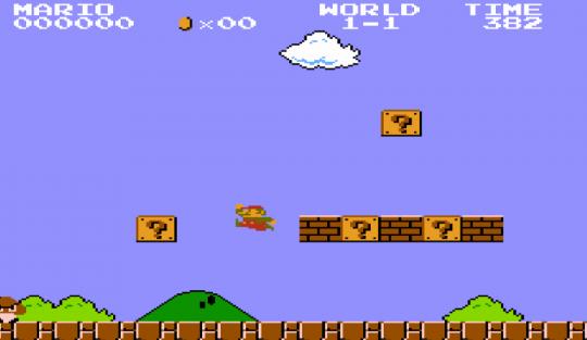 Super Mario Bros (Best NES Games)