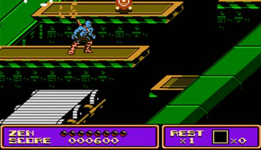 Zen Ninja (Best NES Games)