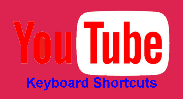youtube keyboard shortcut TechMint