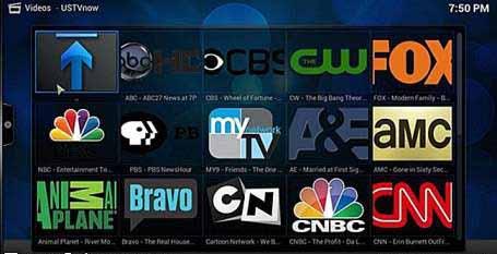 USTV Now alternatives of CouchTuner